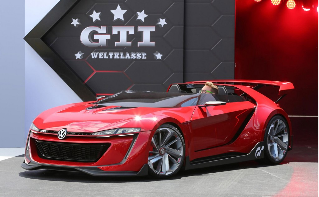 VW Bringing Golf R 400 And GTI Roadster Concepts To LA