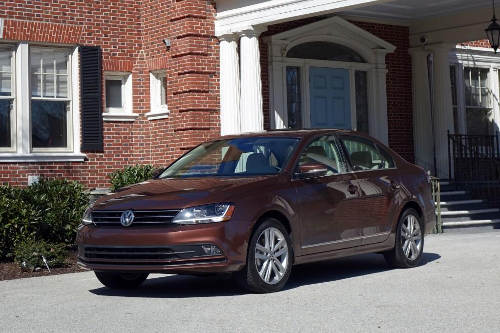 Drive notes: 2017 Volkswagen Jetta SEL