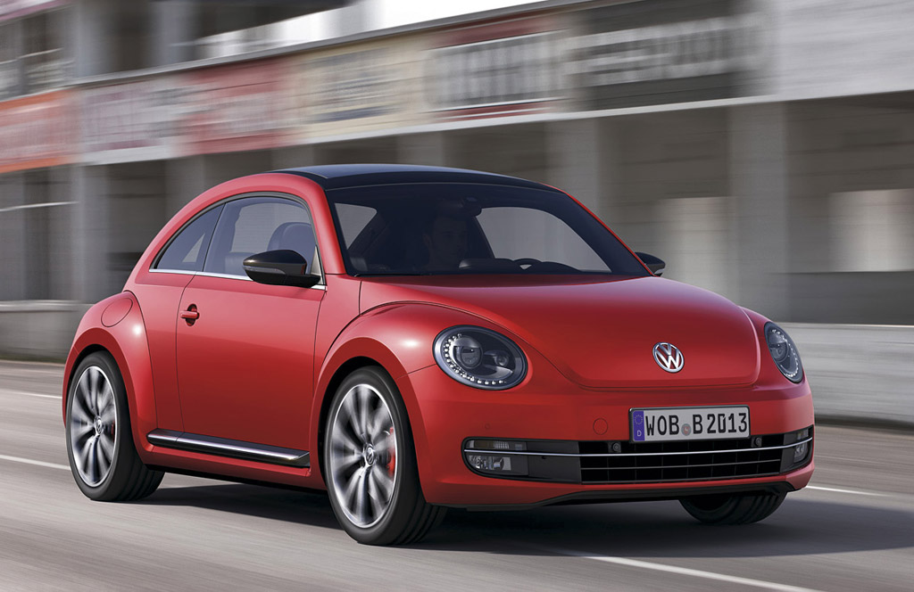 2012 Volkswagen Beetle Prices Start At $19,765