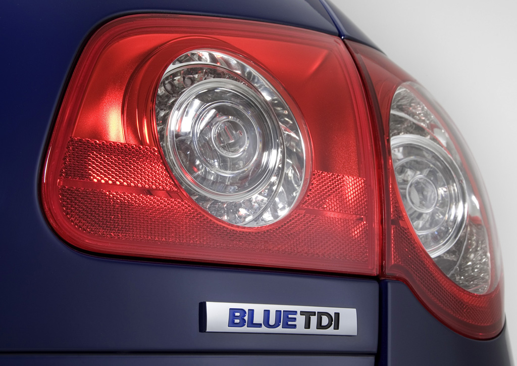 Volkswagen Passat BlueTDI
