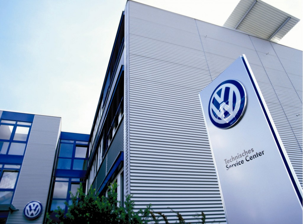Volkswagen Service Center