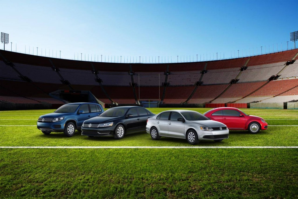 Volkswagen to run advert during 2014 Super Bowl
