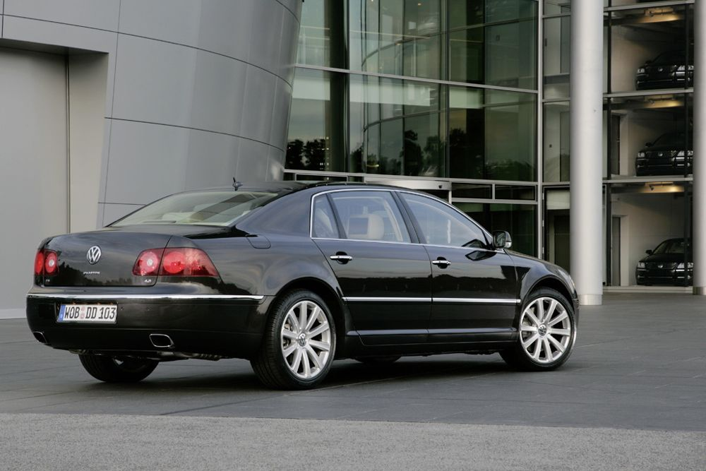 2009 VW Phaeton