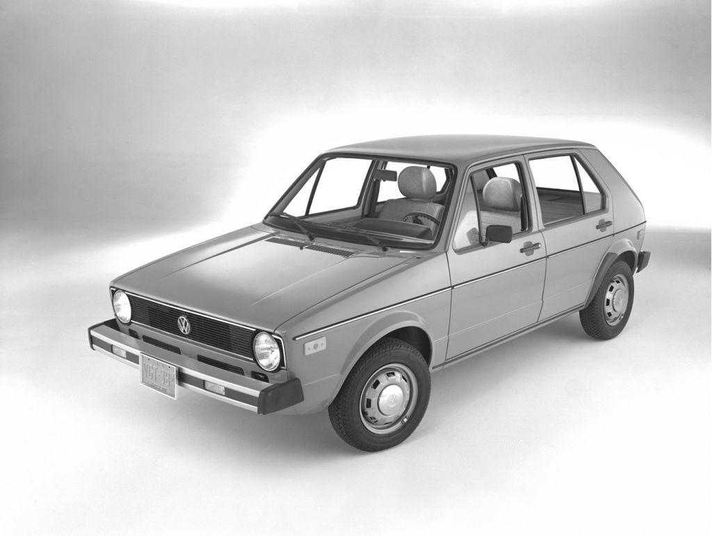 1977 Volkswagen Rabbit