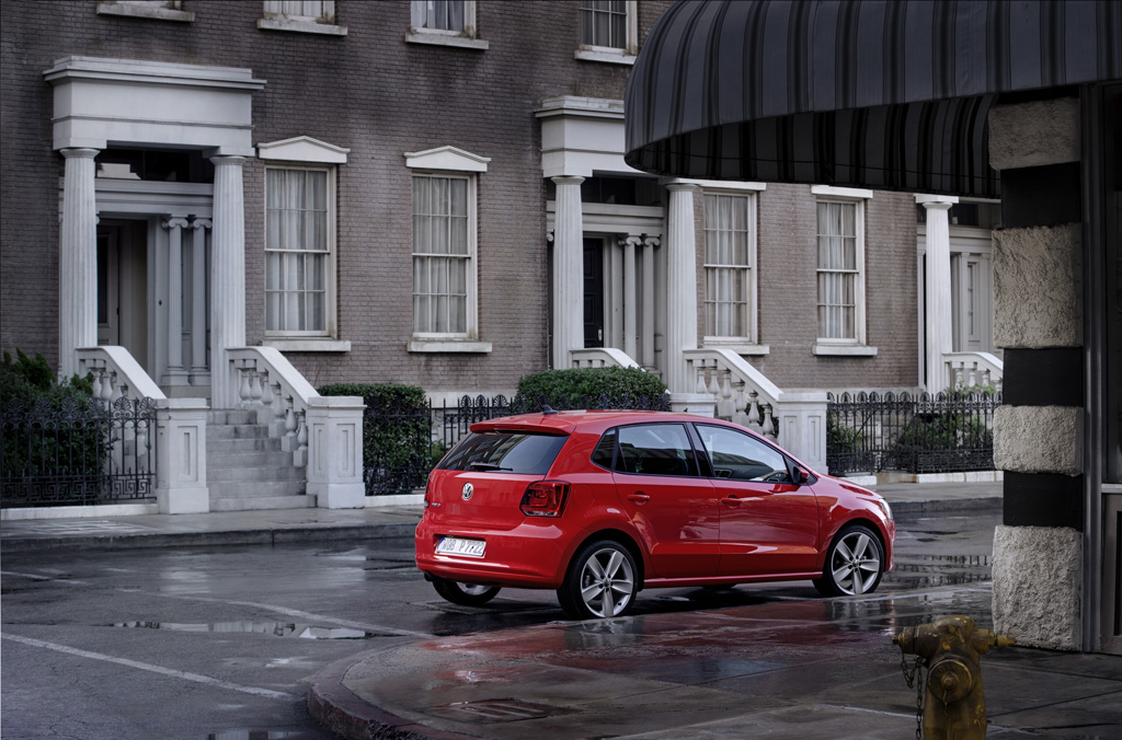 VW Still Thinks Americans Are Too Fat for Polo