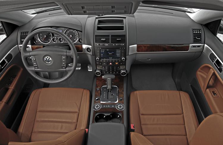 2009 Volkswagen Touareg V6 TDI