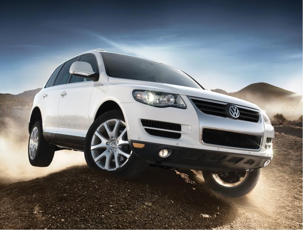 2007-2010 Volkswagen Touareg recalled for fuel leak, fire risk