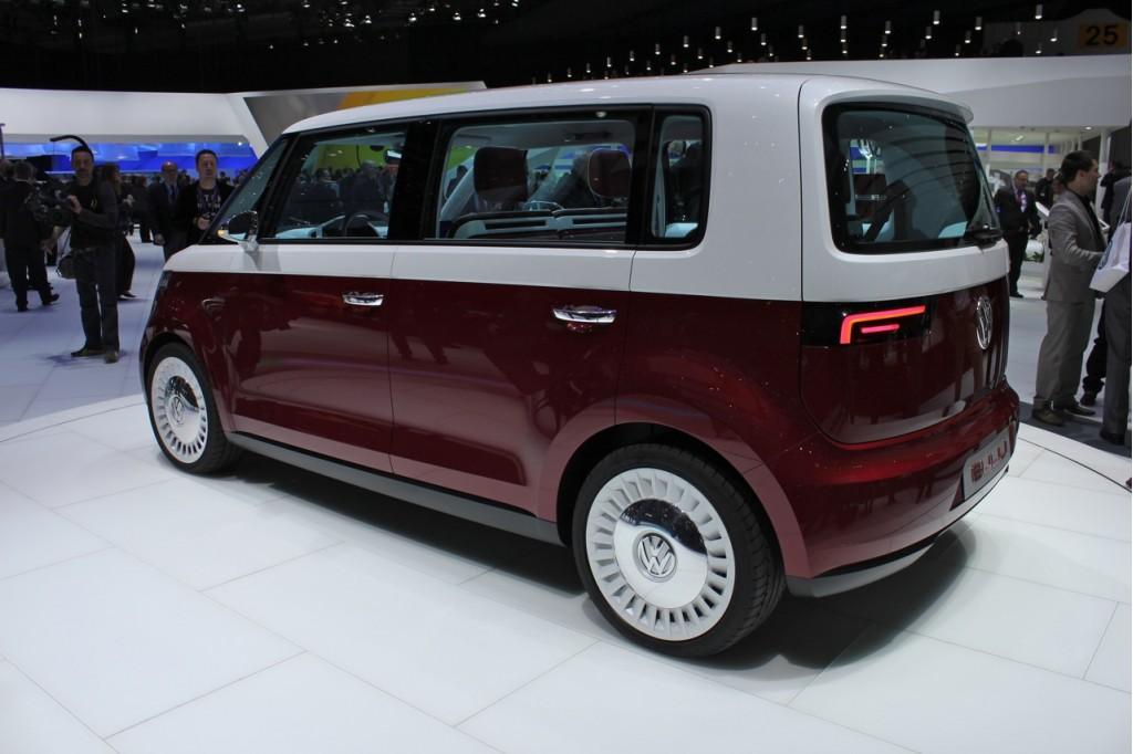 Used Cars Nissan Leaf Image: 2011 Volkswagen Bulli Concept live photos, size ...