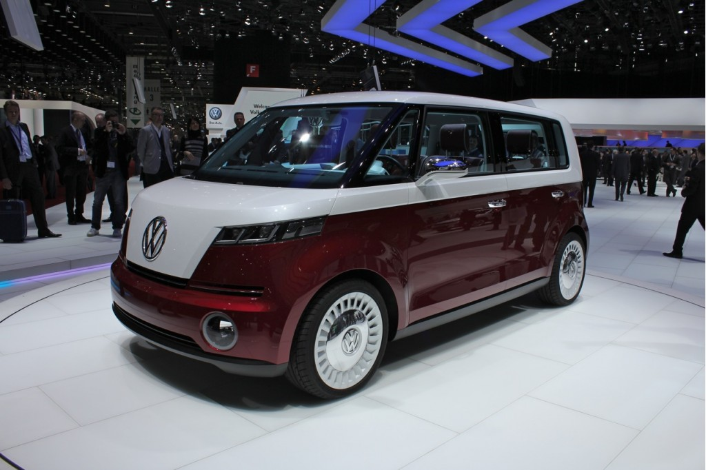 Electric Volkswagen Bus Teased Again Will It Be Real This Time
