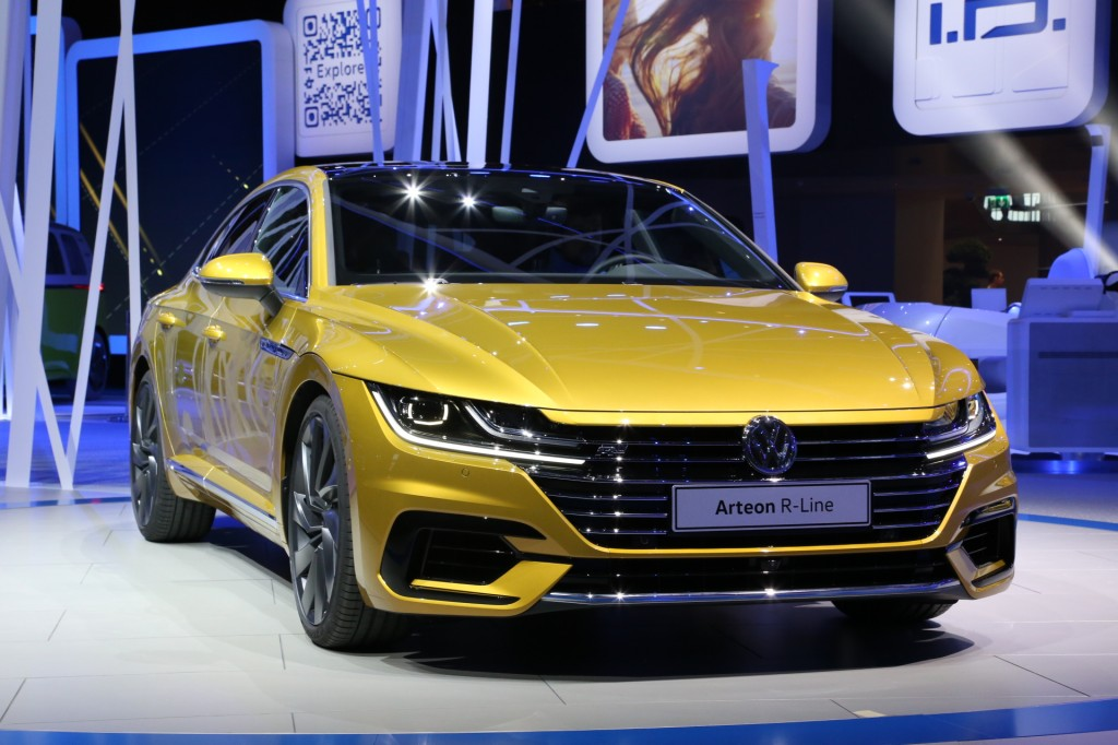 VW Arteon, Alpine A110, Hyundai Ioniq: What's New @ The Car ...