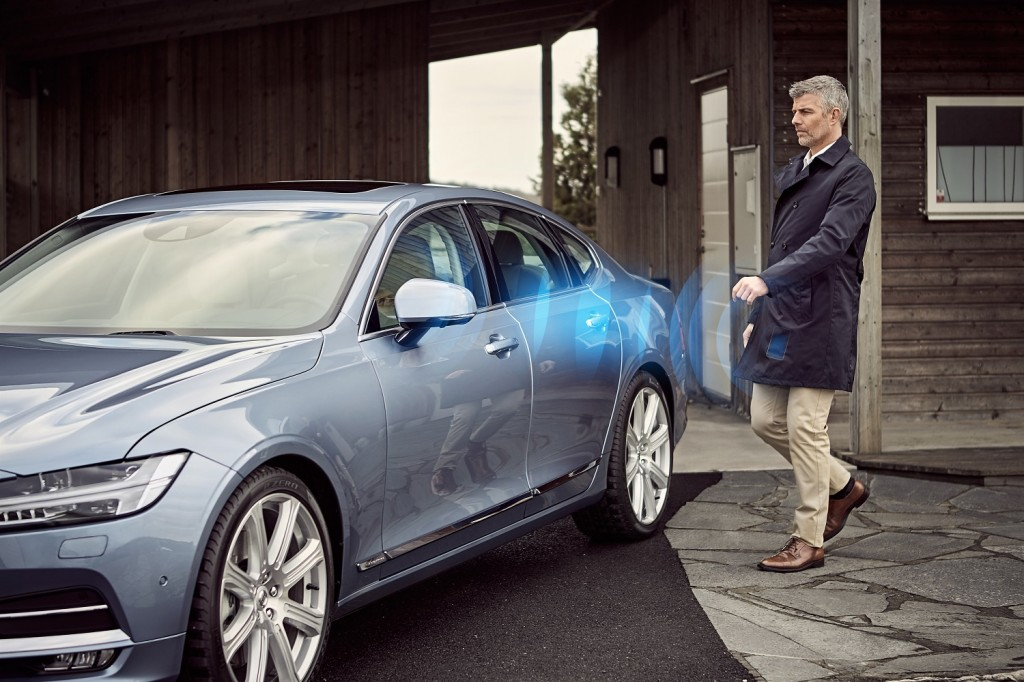 Volvo To Offer Apps Instead Of Keys On 2017 Models [Video]