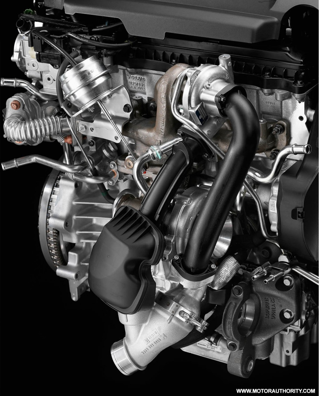 Image Volvo D5 Twin Turbo Diesel Euro 5 Five Cylinder