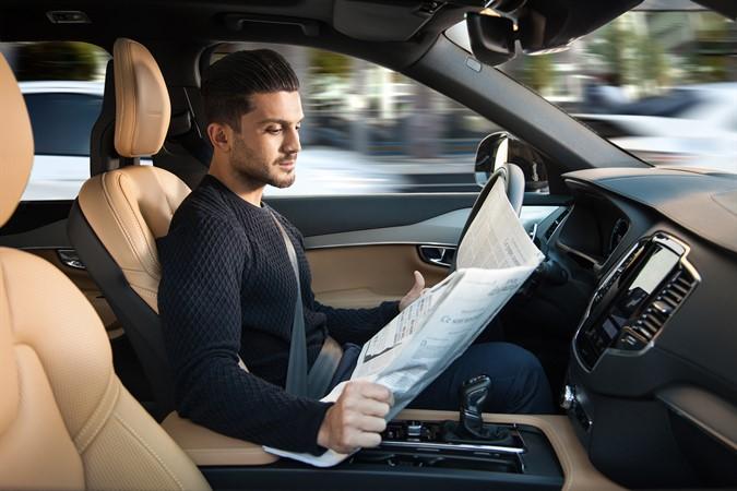 Toyota & Volvo Make Big Announcements About Autonomous Cars