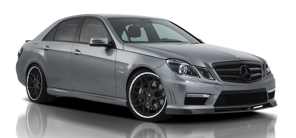 vorsteiner releases v6e kit for the mercedes benz e63 amg. Black Bedroom Furniture Sets. Home Design Ideas