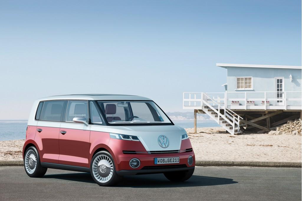 VW's Bulli Concept