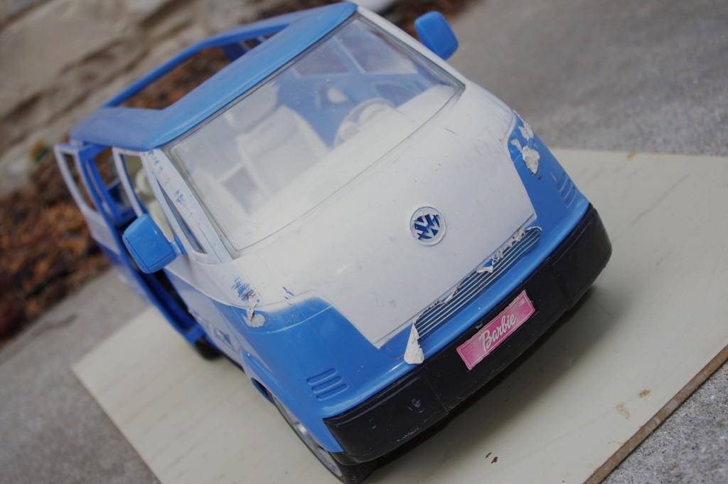 VW's mini hauler