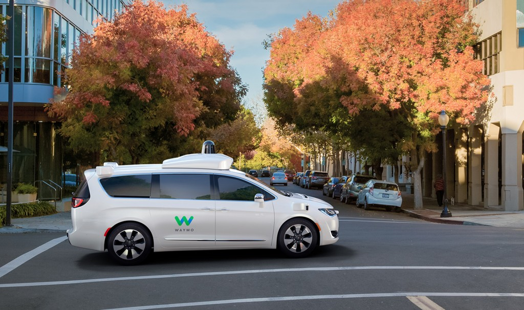 Google's Waymo is leading the self-driving car race