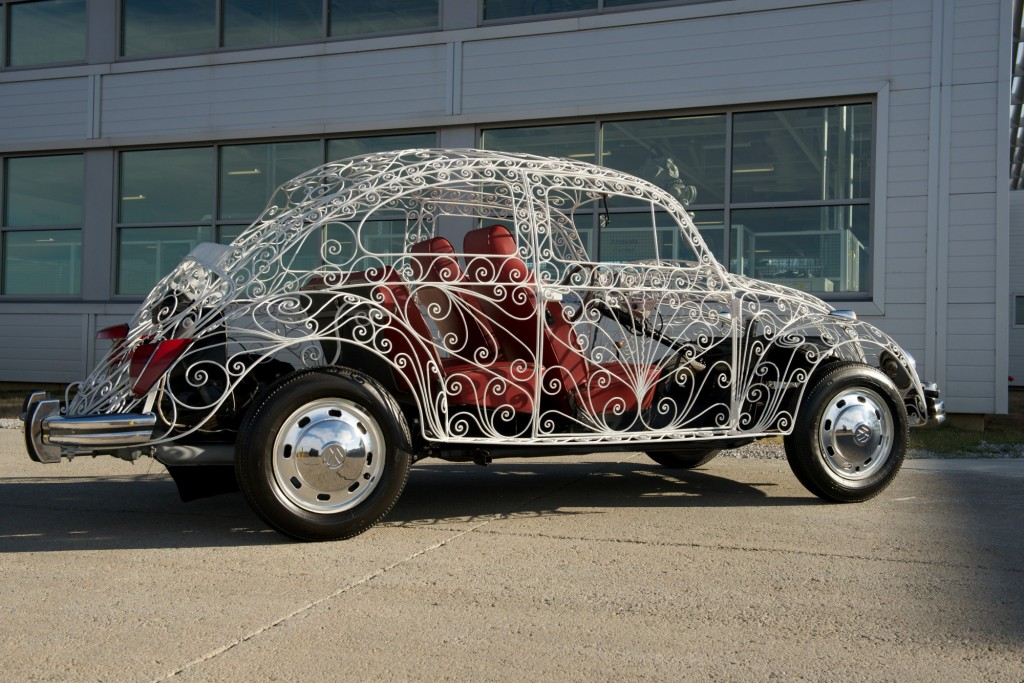 Wedding Car Beetle