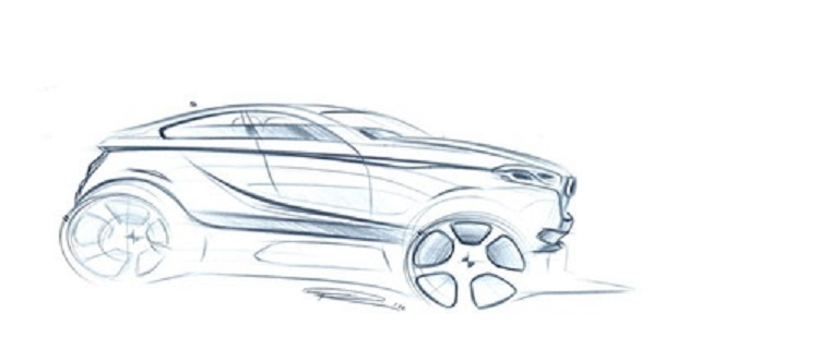 What the BMW X2 might look like, roughly. Image via Bimmerpost.