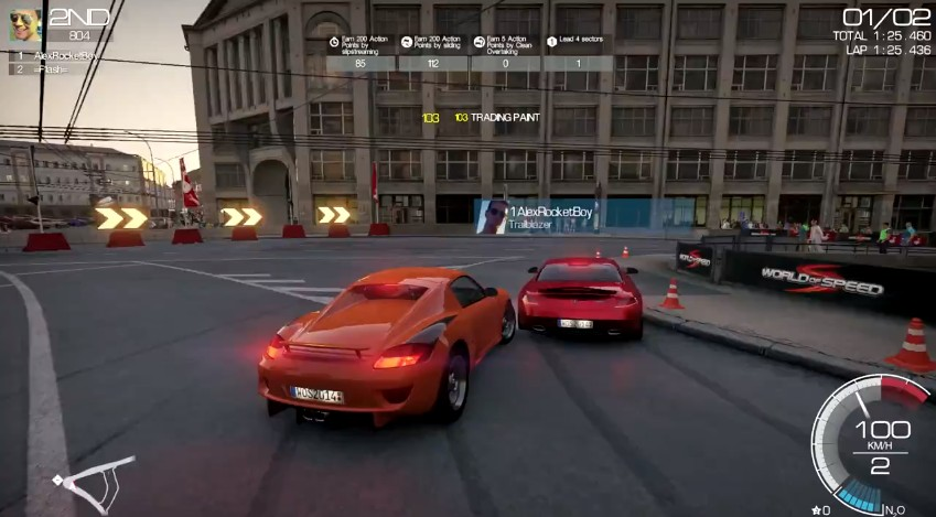 World Of Speed Game Aims To Grab The Massively
