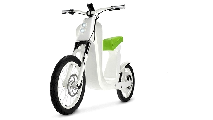 Xkuty One electric scooter [Image: Xkuty]