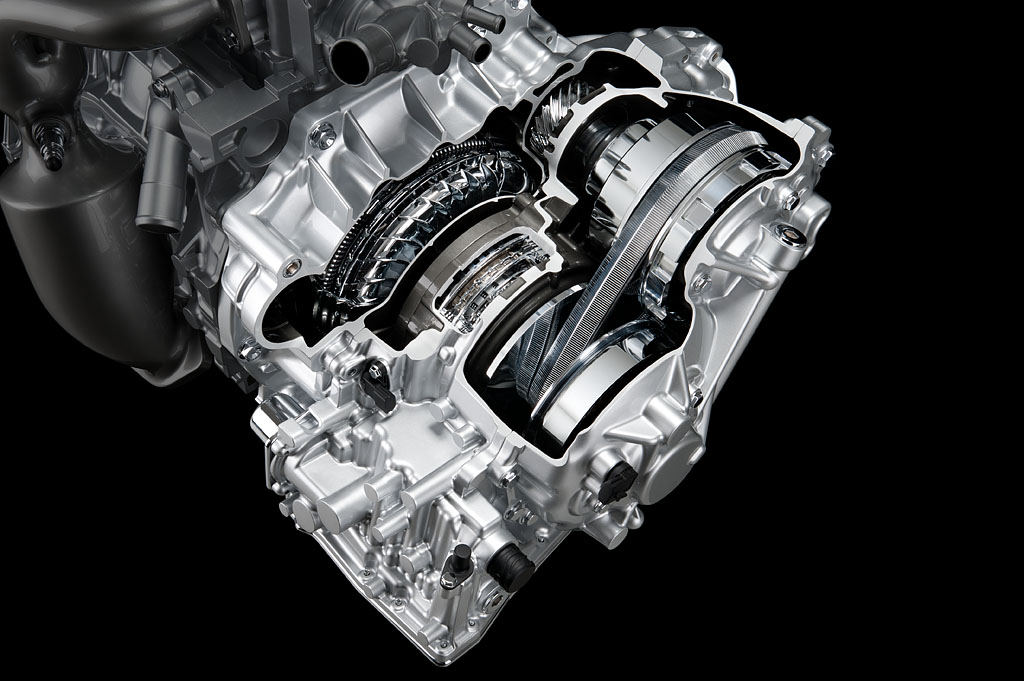 2013 Nissan Altima Gets New Responsive Cvt Technology