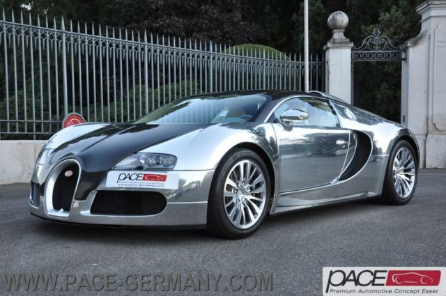 ultra rare bugatti veyron pur sang and mercedes clk gtr up for sale. Black Bedroom Furniture Sets. Home Design Ideas