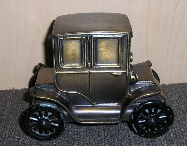 1910 Baker Electric Car model