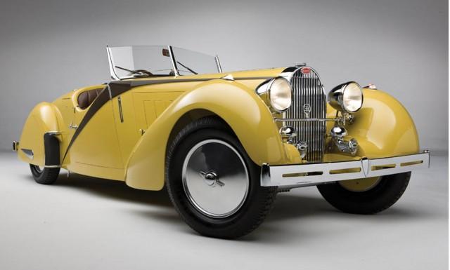 1935 Bugatti Type 57 Roadster