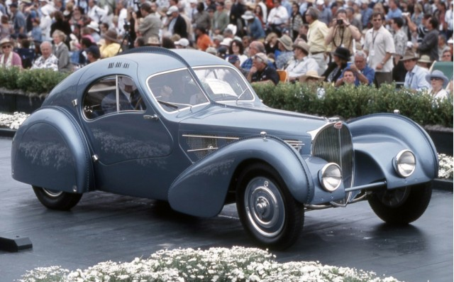 1936 Bugatti Type 57SC Atlantic