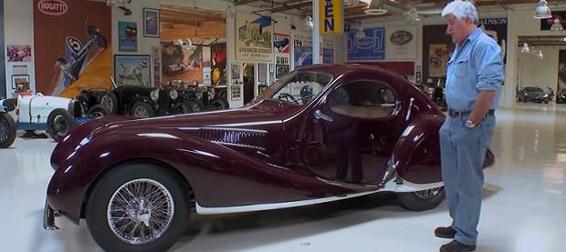 Stunning 1937 Talbot Lago Type 150 Cs Stops By Jay Leno S