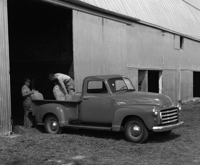 1948 GMC FC101 Half Ton pickup truck