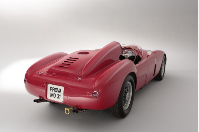 1954 Ferrari 375-Plus chassis number 0384 - Image via Bonhams