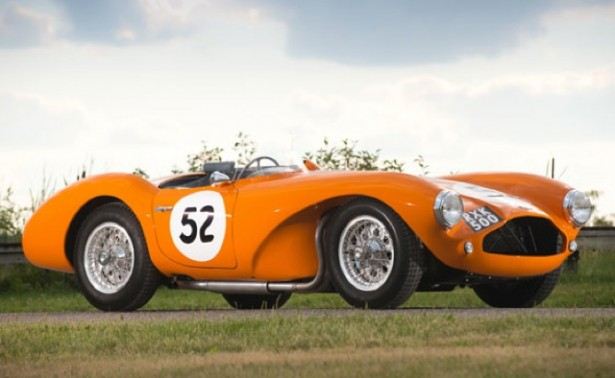 1955 Aston Martin DB3S, chassis 118 - image: RM Auctions