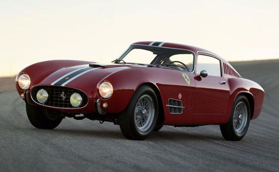 1956 Ferrari 250 GT LWB Berlinetta 'Tour de France,' chassis 0585GT - image: RM Auctions