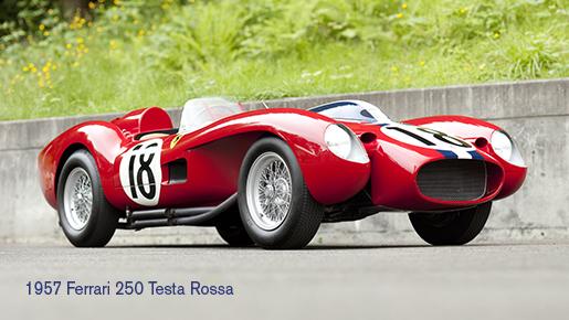 1957 Ferrari 250 Testa Rossa No. 0666