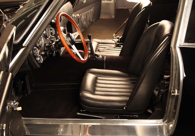 1960 Aston Martin DB4 GT Zagato recreation. Images via eBay Motors.