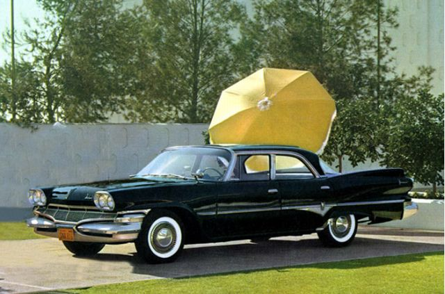 1960 Dodge Dart - top
