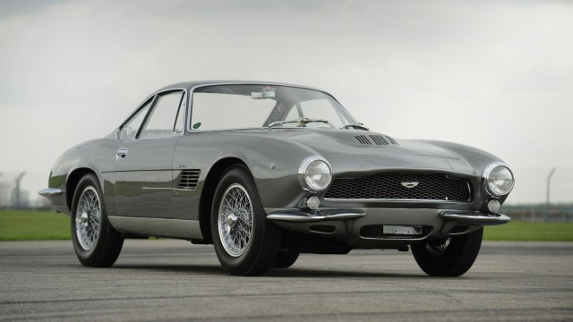 1961 Aston Martin DB4GT by Bertone (The Jet)