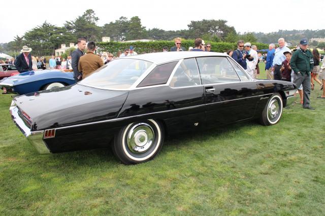 1962 Studebaker Sceptre, 2017 Pebble Beach Concours d'Elegance