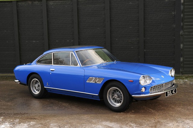 1965 Ferrari 330 GT owned by John Lennon