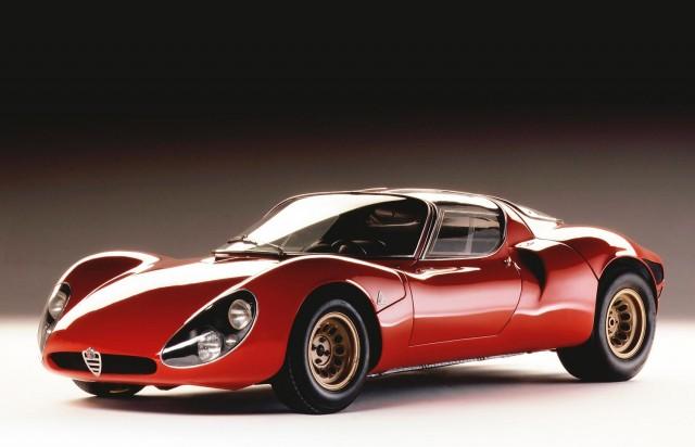 1967 Alfa Romeo 33 Stradale Protipo