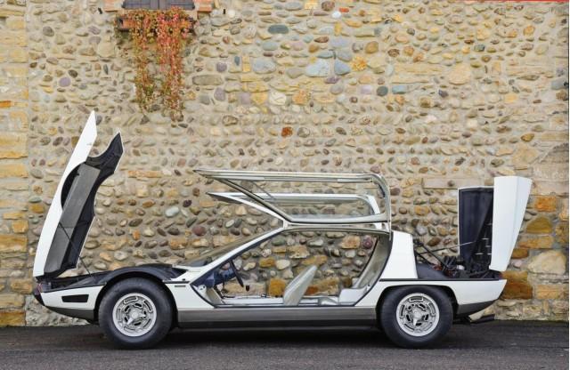 1967 Bertone Lamborghini Marzal