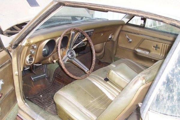1967 Camaro RS/SS survivor - image: Barn Finds