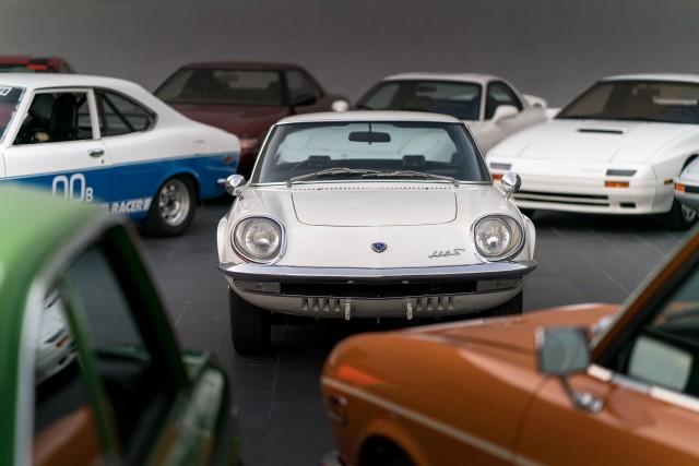 50 years of Mazda rotary cars