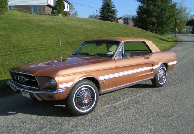 1968 Ford Mustang 'Branded Special'