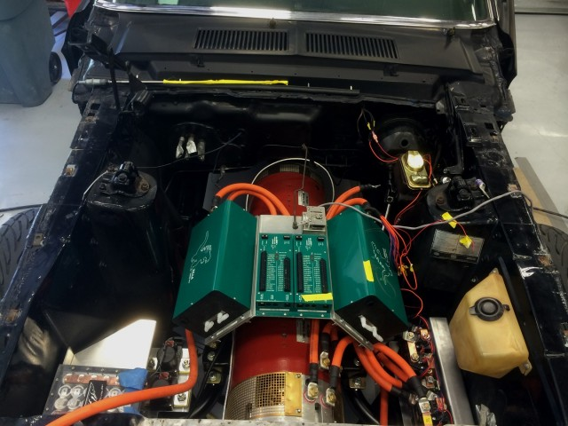 Classic Car Electric Conversion