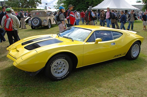1970 AMC AMX/3 [via Flickr user 'clicks_1000']