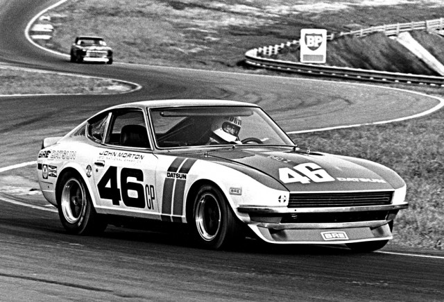 1971 BRE Racing Datsun 240Z