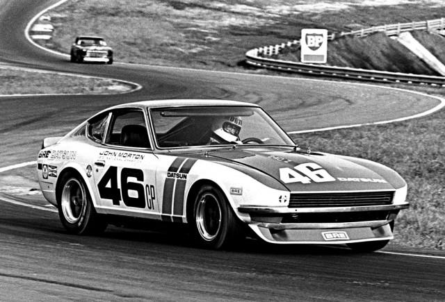 1971 BRE Racing Datsun 240Z